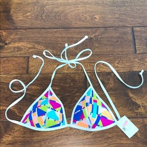 NWT VS PINK SWIMSUIT TOP
